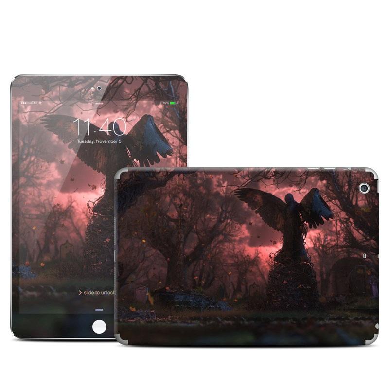 Black Angel iPad mini 3 Skin