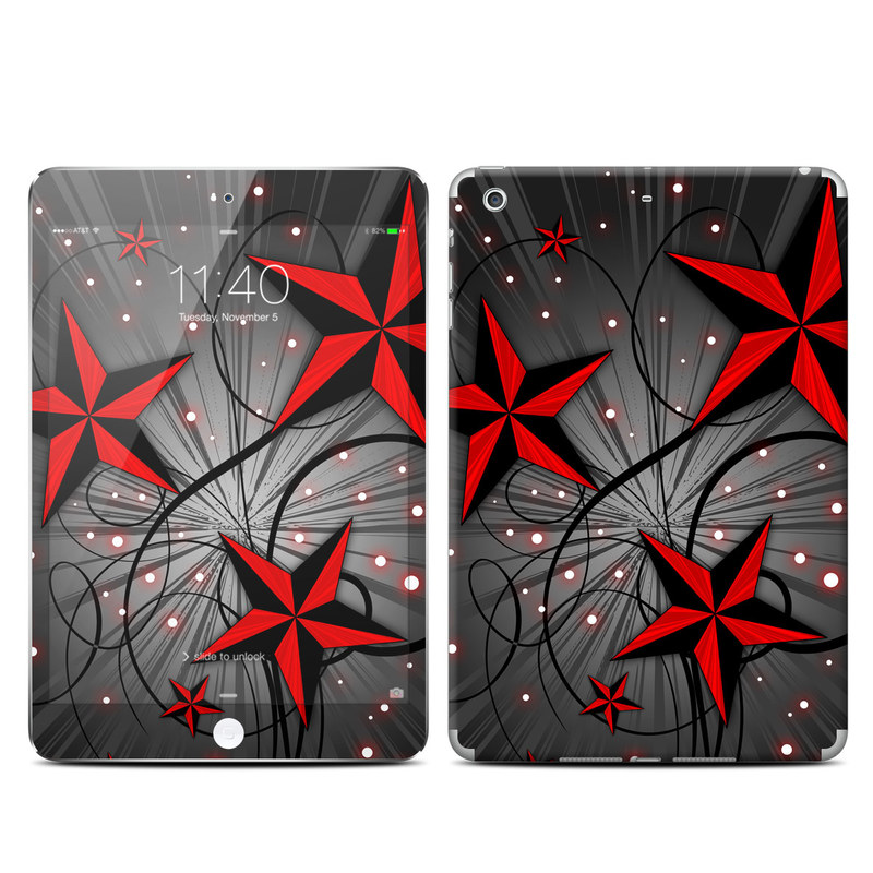 Chaos iPad mini 3 Skin