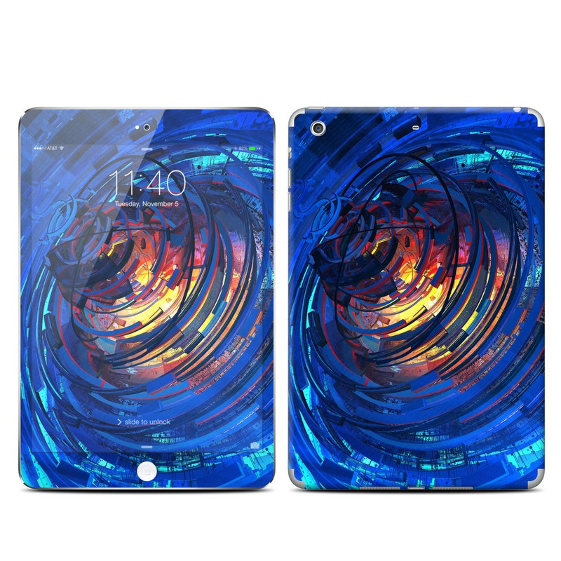 Clockwork iPad mini 3 Skin