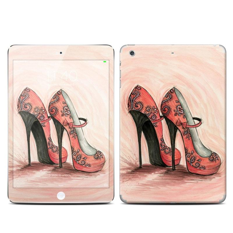 Coral Shoes iPad mini 3 Skin