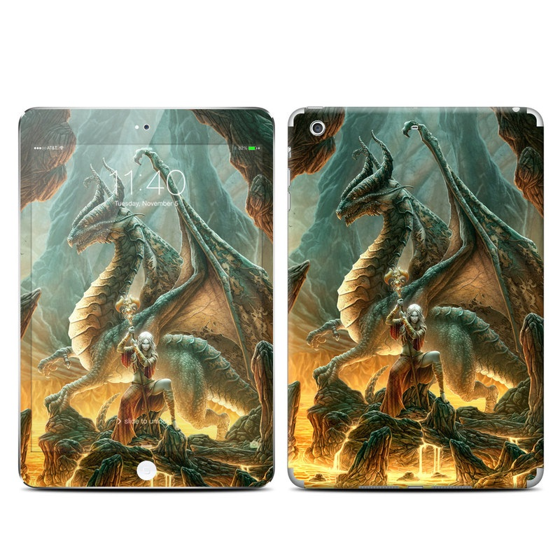 Dragon Mage iPad mini 3 Skin