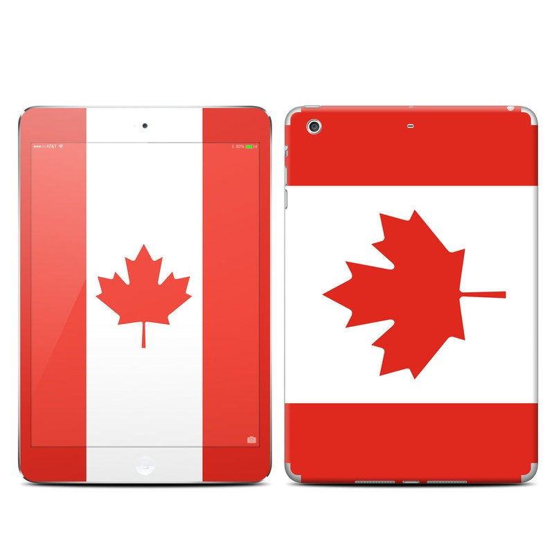 Canadian Flag iPad mini 3 Skin