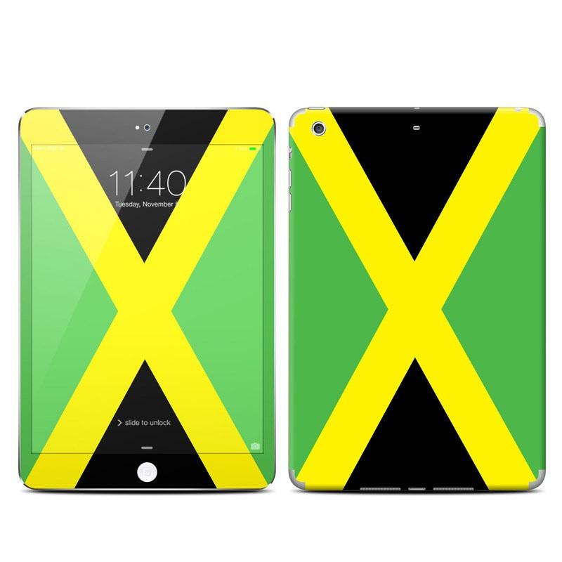 Jamaican Flag iPad mini 3 Skin