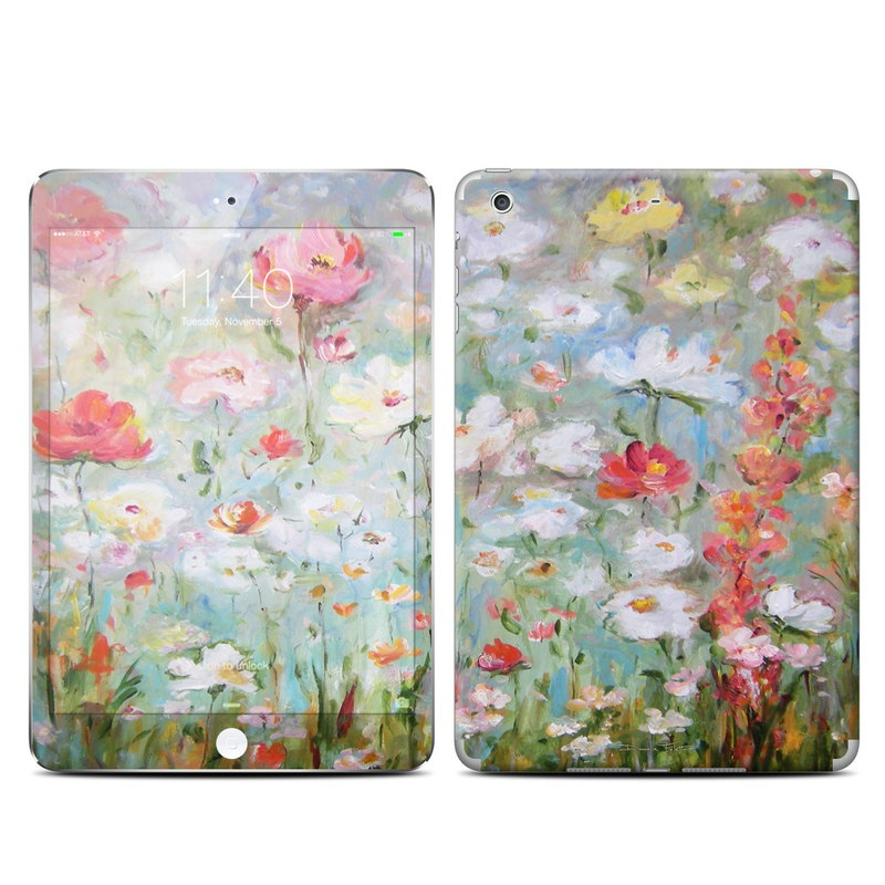 Flower Blooms iPad mini 3 Skin