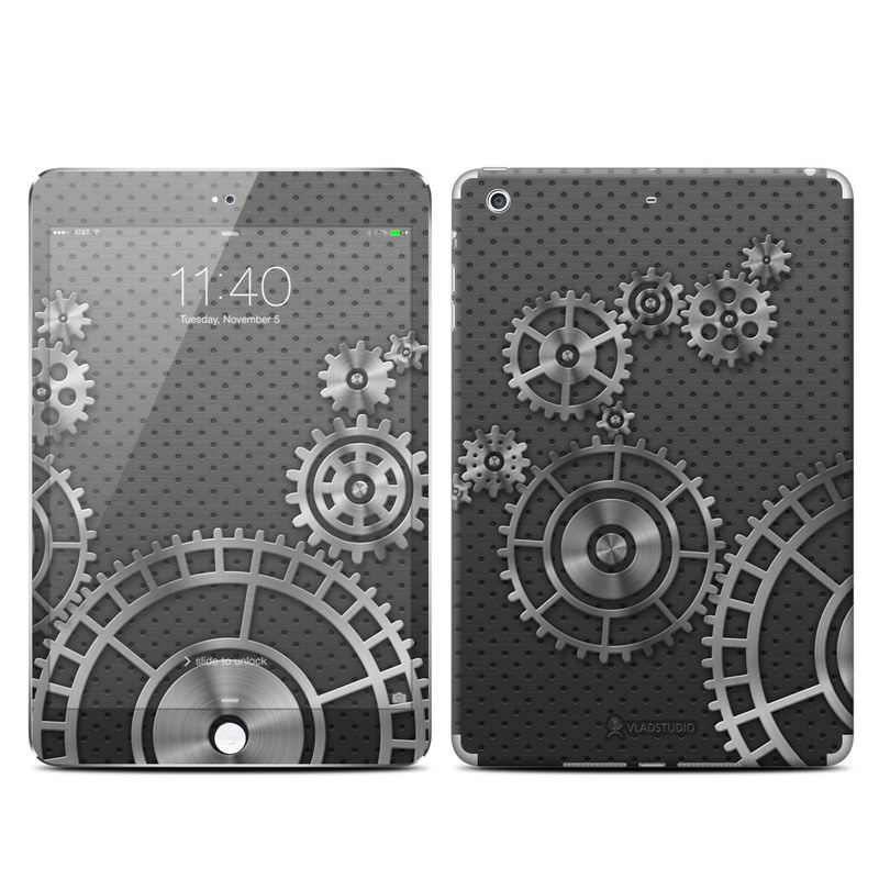 Gear Wheel iPad mini 3 Skin