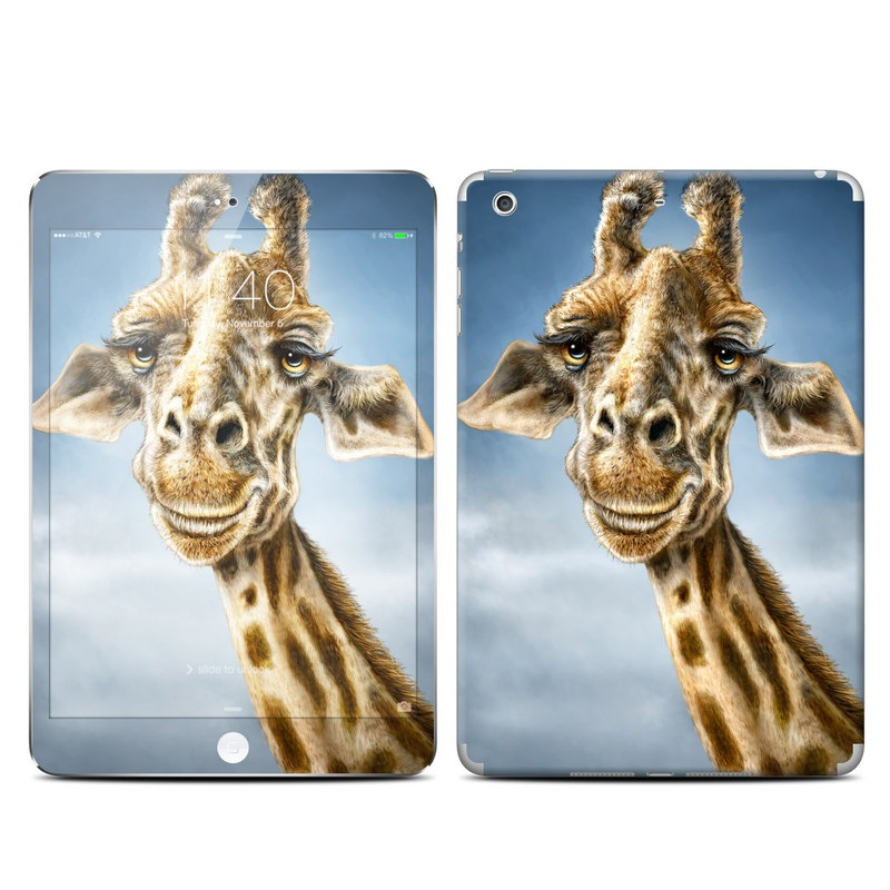 Giraffe Totem iPad mini 3 Skin