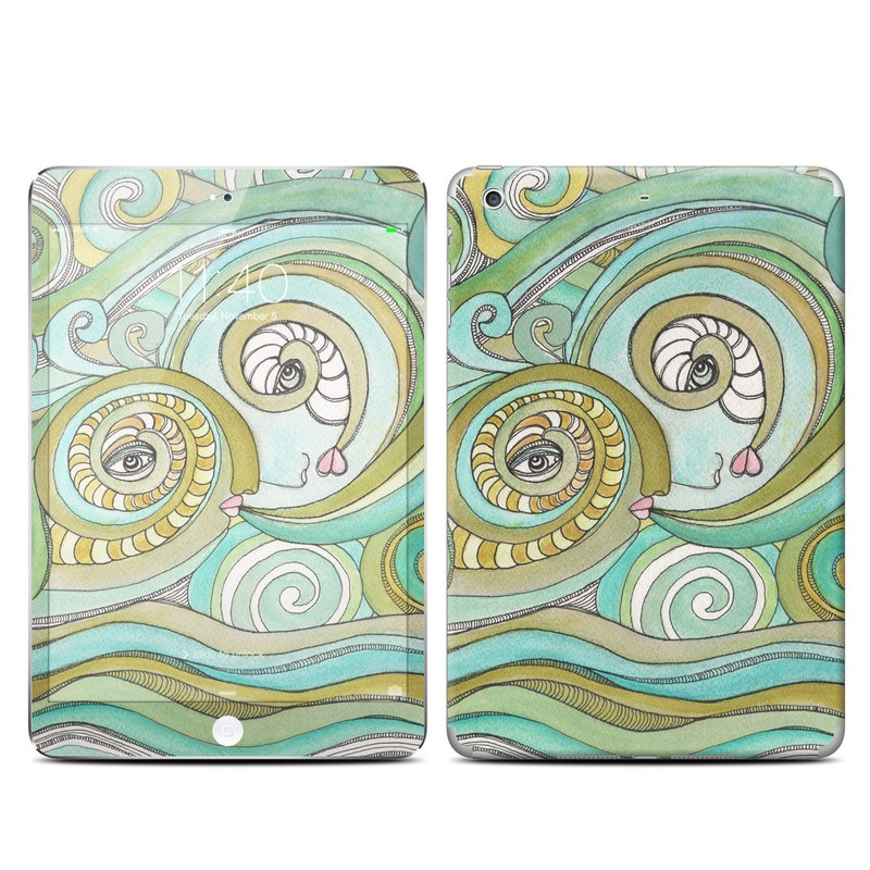 Honeydew Ocean iPad mini 3 Skin