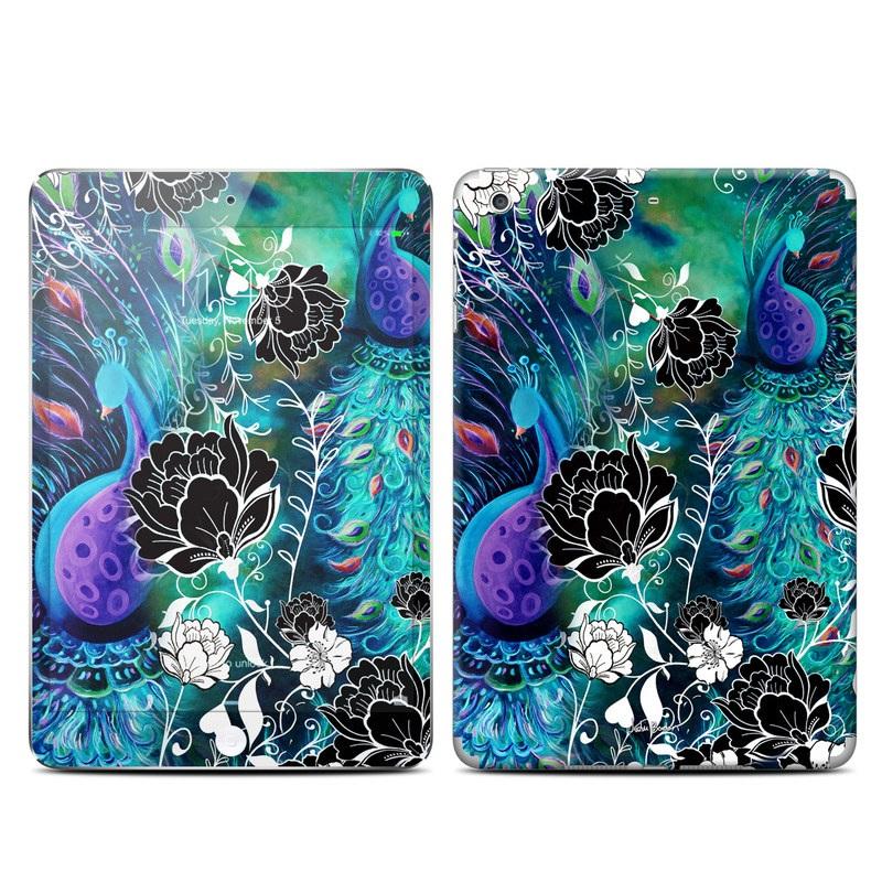 Peacock Garden iPad mini 3 Skin