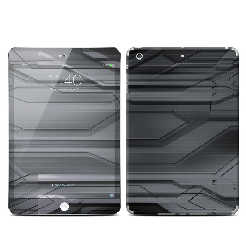 Plated iPad mini 3 Skin