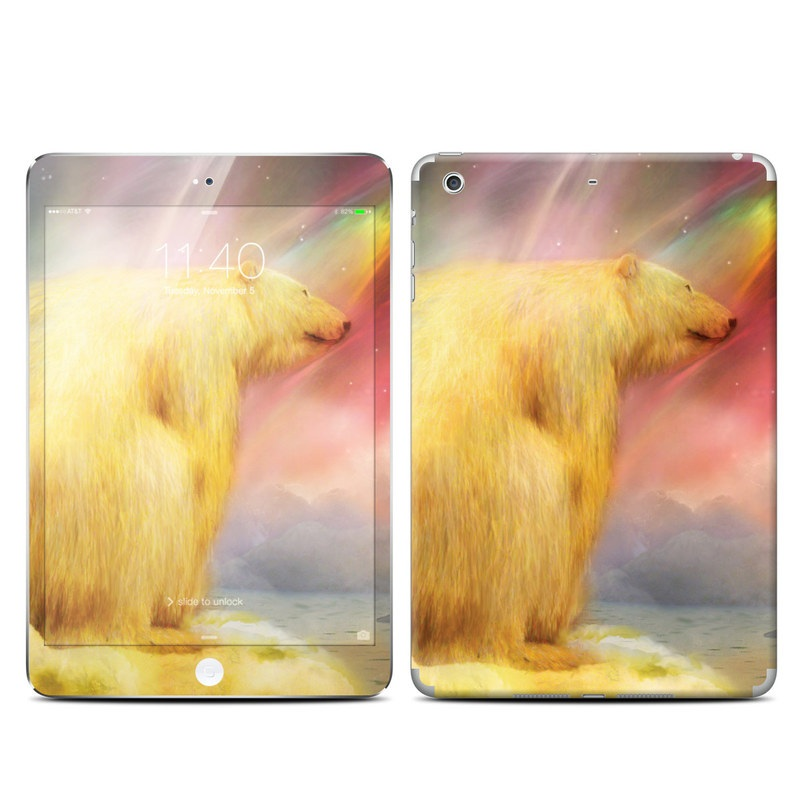 Polar Bear iPad mini 3 Skin