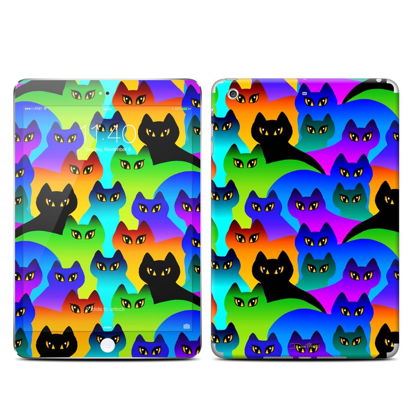 Rainbow Cats iPad mini 3 Skin
