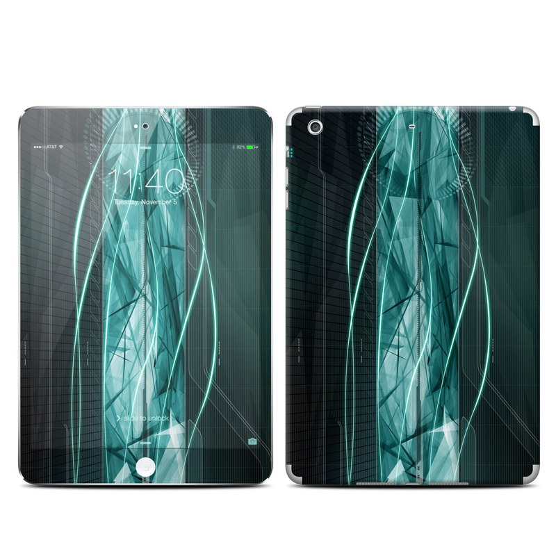 Shattered iPad mini 3 Skin