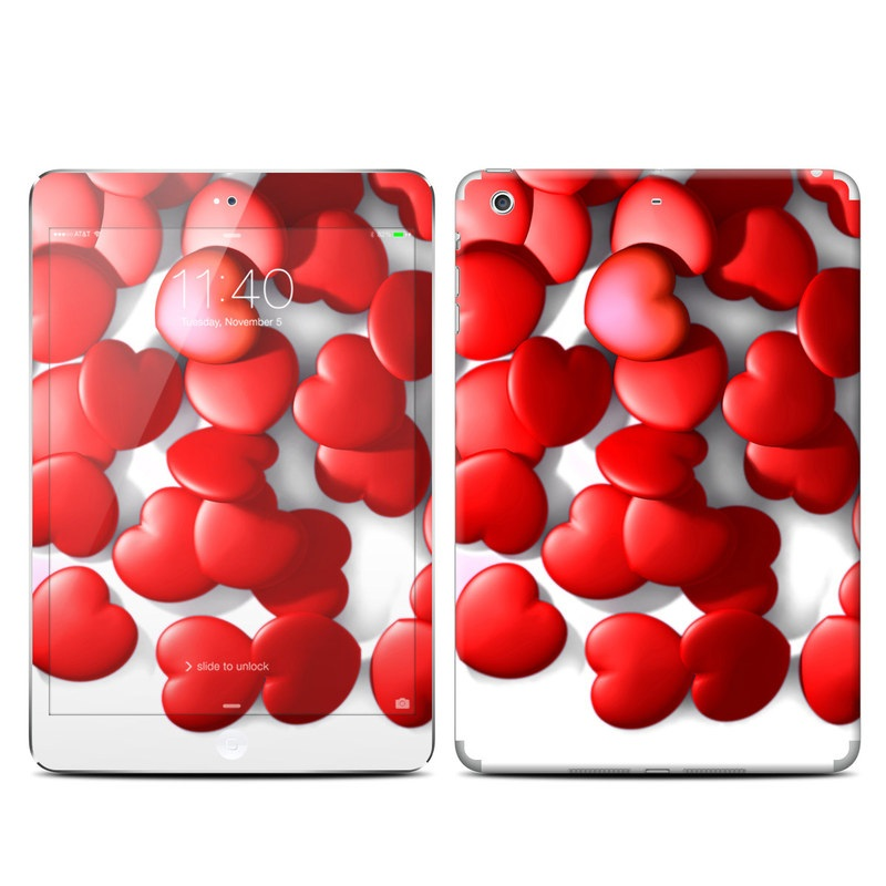 Sweet Heart iPad mini 3 Skin