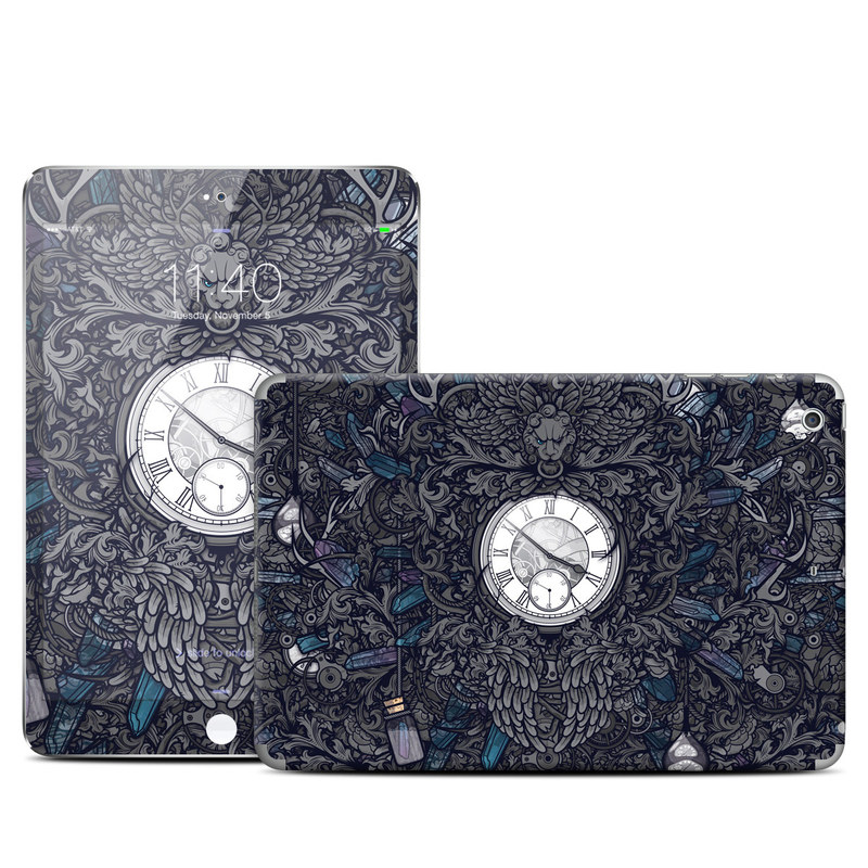 Time Travel iPad mini 3 Skin