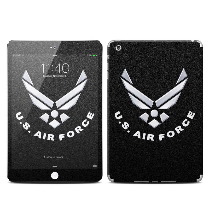 USAF Black iPad mini 3 Skin