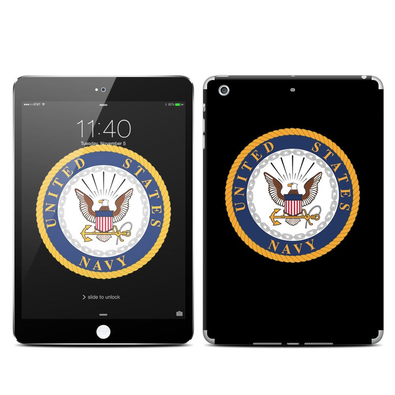 USN Emblem iPad mini 3 Skin