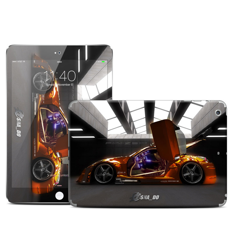 Z33 Light iPad mini 3 Skin