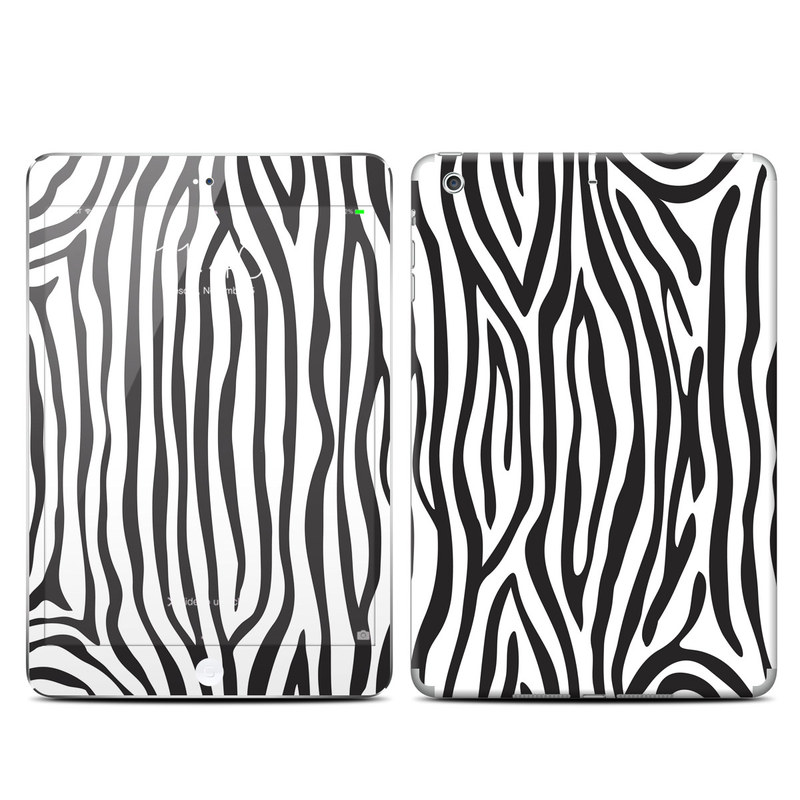Zebra Stripes iPad mini 3 Skin
