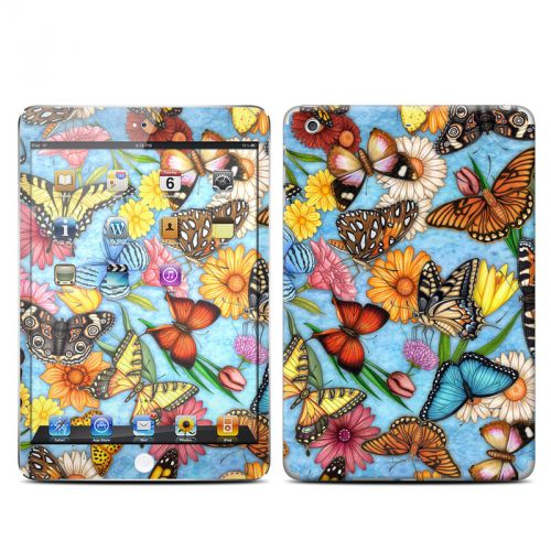 Butterfly Land iPad mini Retina Skin