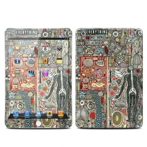 Everything and Nothing iPad mini Retina Skin