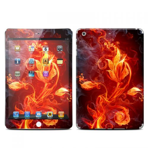 Flower Of Fire iPad mini Retina Skin