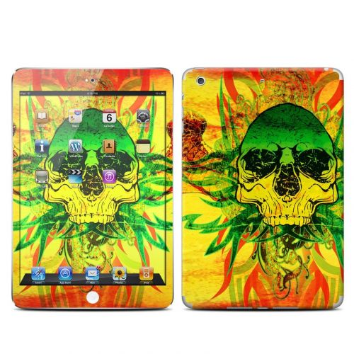 Hot Tribal Skull iPad mini 2 Retina Skin