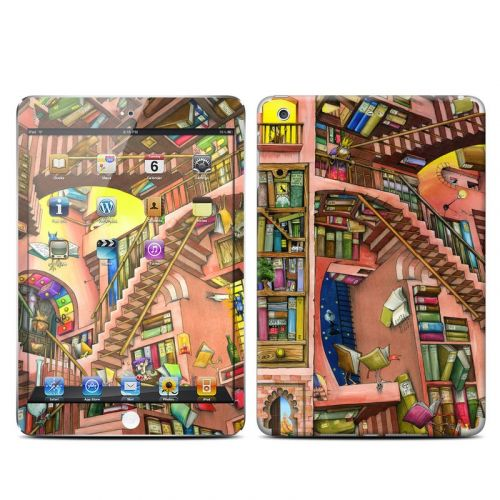 Library Magic iPad mini Retina Skin