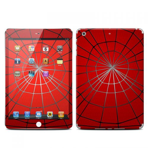 Webslinger iPad mini Retina Skin