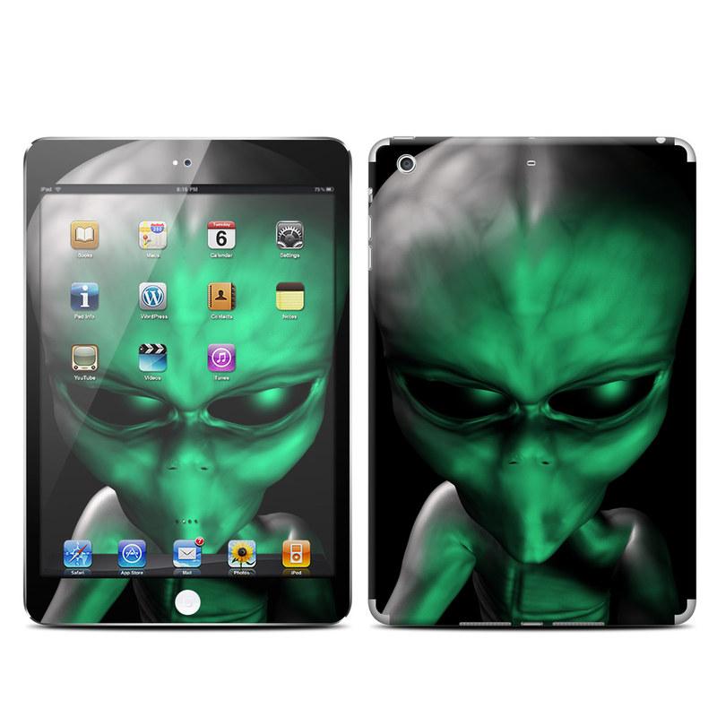 Abduction iPad mini 2 Retina Skin