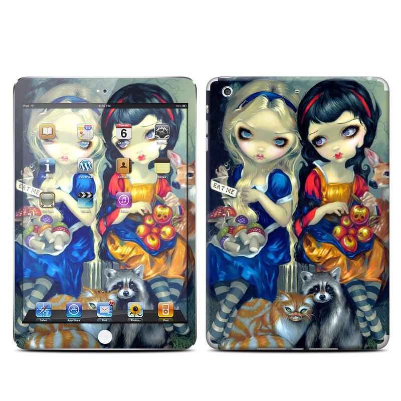 Alice & Snow White iPad mini 2 Retina Skin