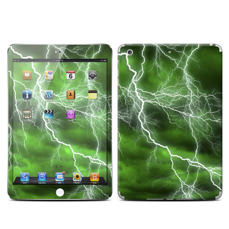 Apocalypse Green iPad mini 2 Retina Skin
