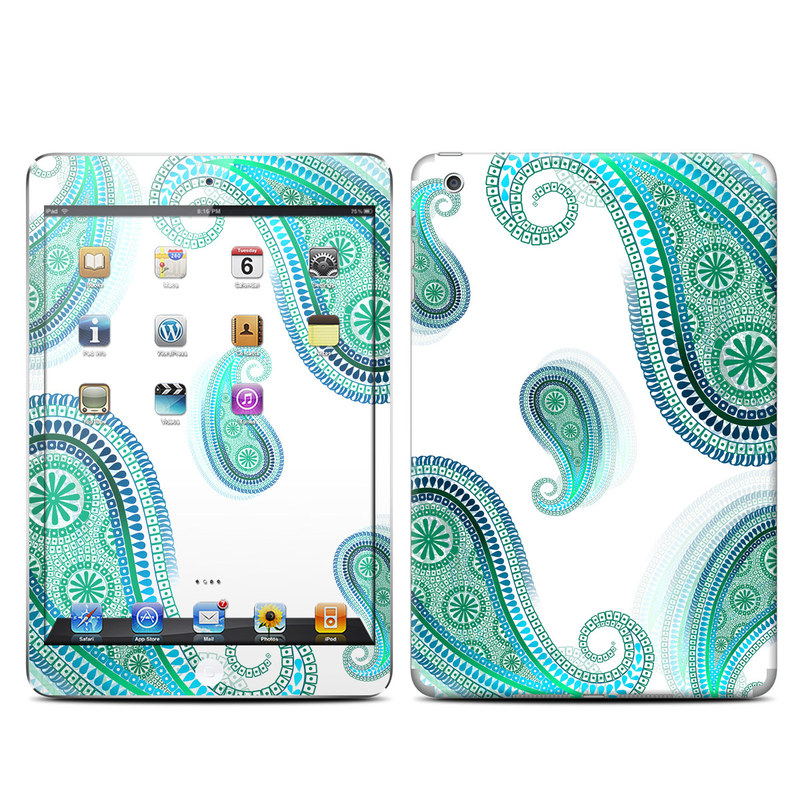 Azure iPad mini Retina Skin