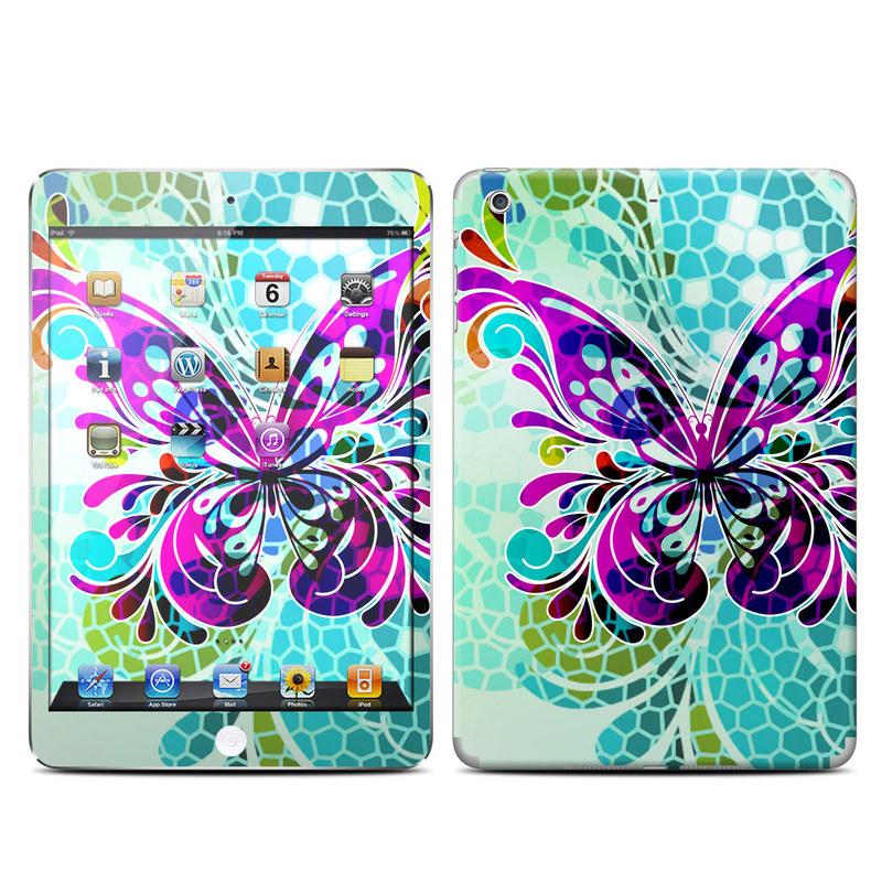 Butterfly Glass iPad mini Retina Skin