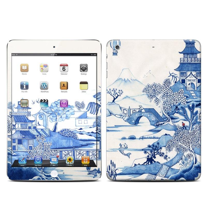 Blue Willow iPad mini Retina Skin