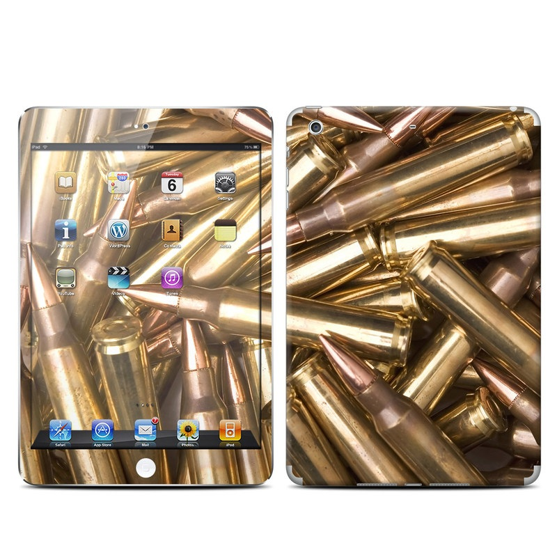 Bullets iPad mini 2 Retina Skin
