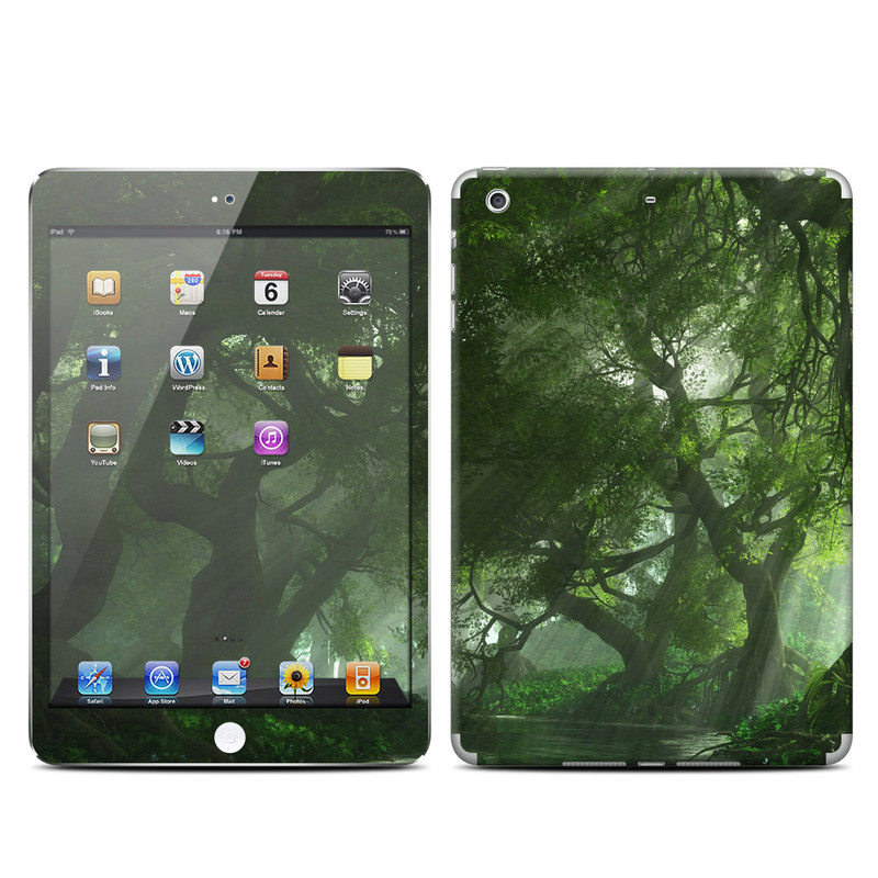 Canopy Creek Spring iPad mini Retina Skin
