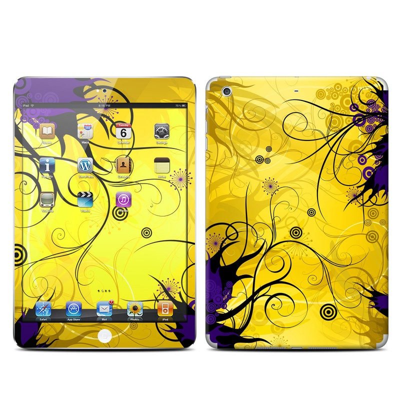 Chaotic Land iPad mini Retina Skin