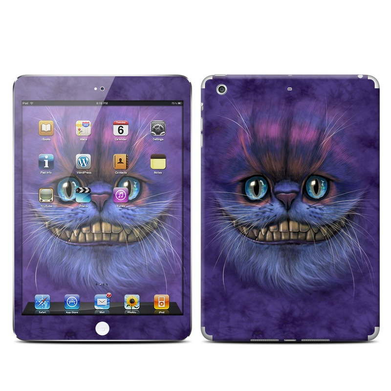 Cheshire Grin iPad mini Retina Skin