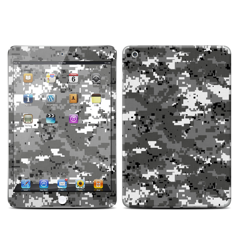 Digital Urban Camo iPad mini 2 Retina Skin