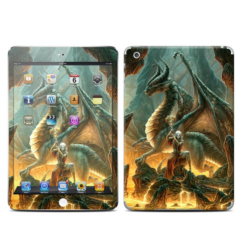 Dragon Mage iPad mini Retina Skin