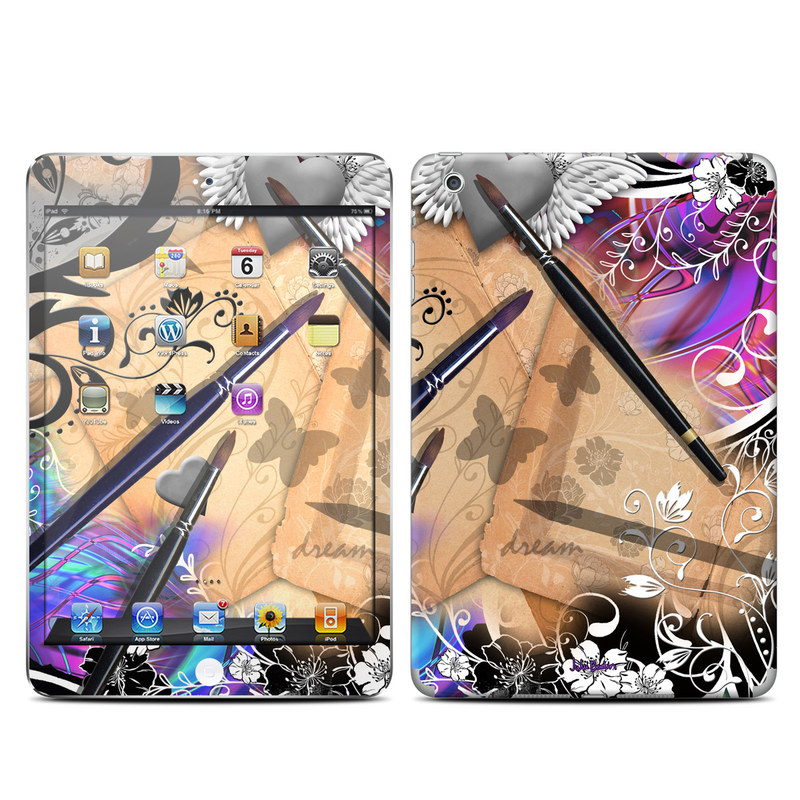 Dream Flowers iPad mini Retina Skin