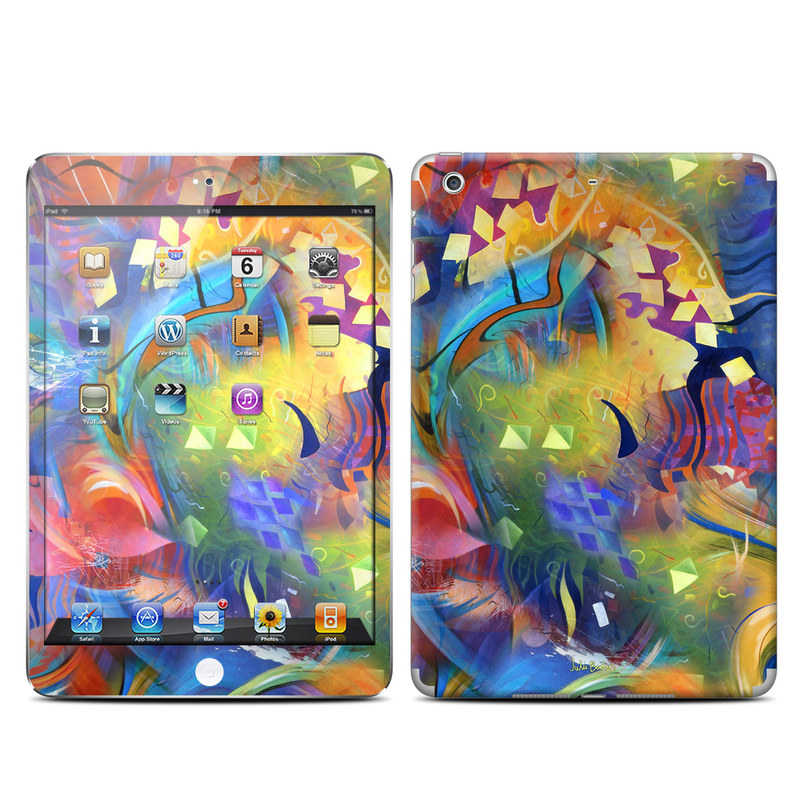 Fascination iPad mini Retina Skin