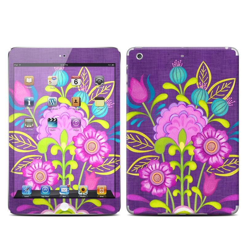 Floral Bouquet iPad mini 2 Retina Skin
