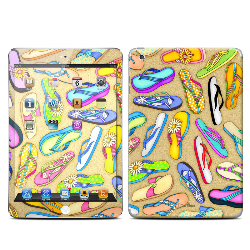 Flip Flops iPad mini 2 Retina Skin
