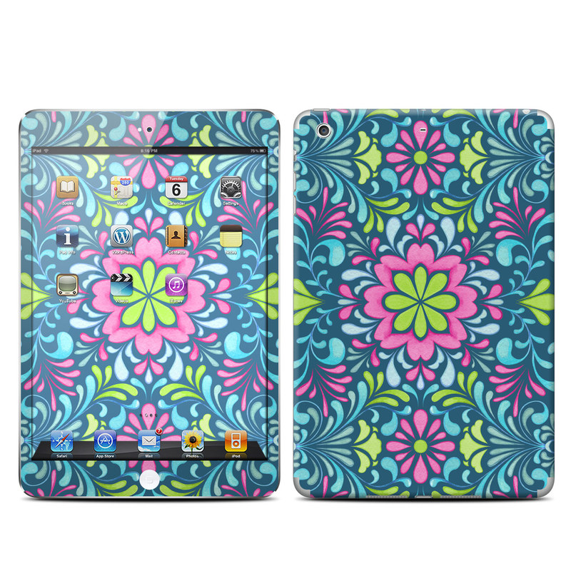 Freesia iPad mini Retina Skin