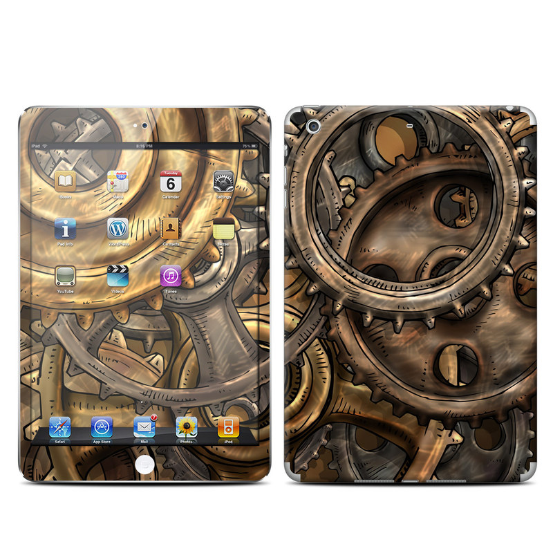 Gears iPad mini Retina Skin