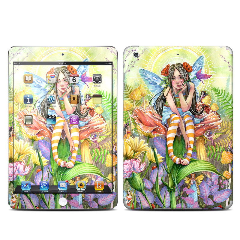 Hide and Seek iPad mini 2 Retina Skin