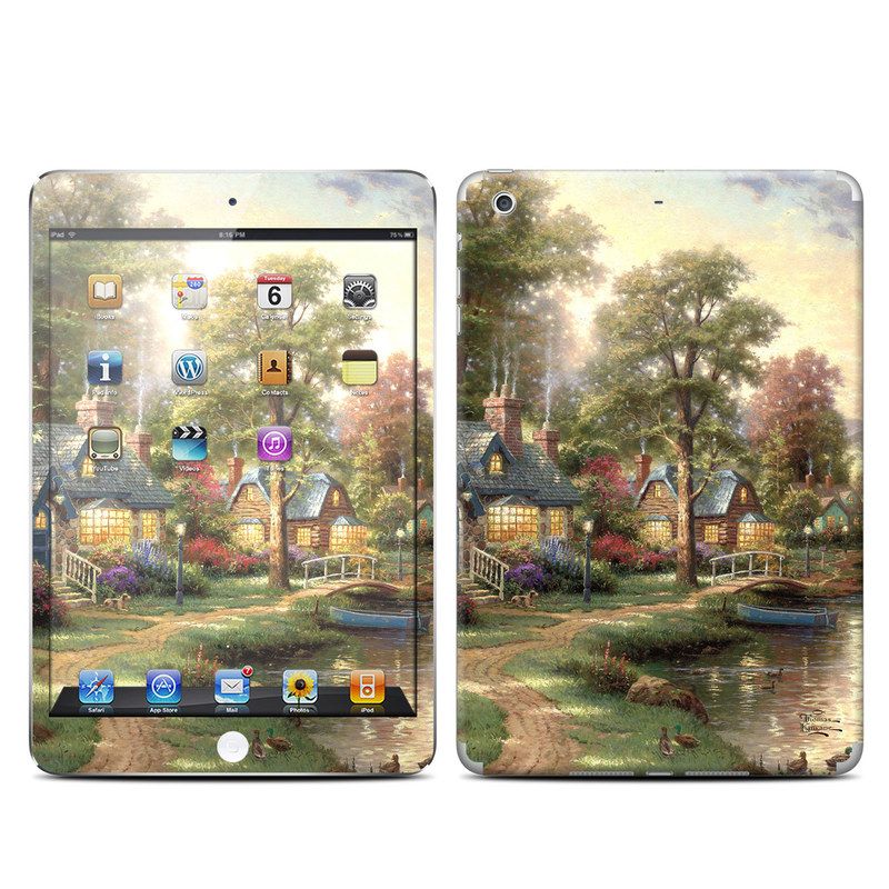 Hometown Lake iPad mini 2 Retina Skin