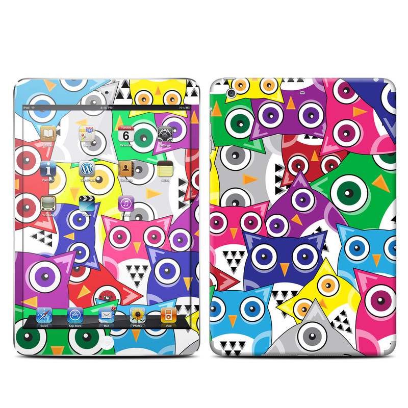 Hoot iPad mini Retina Skin