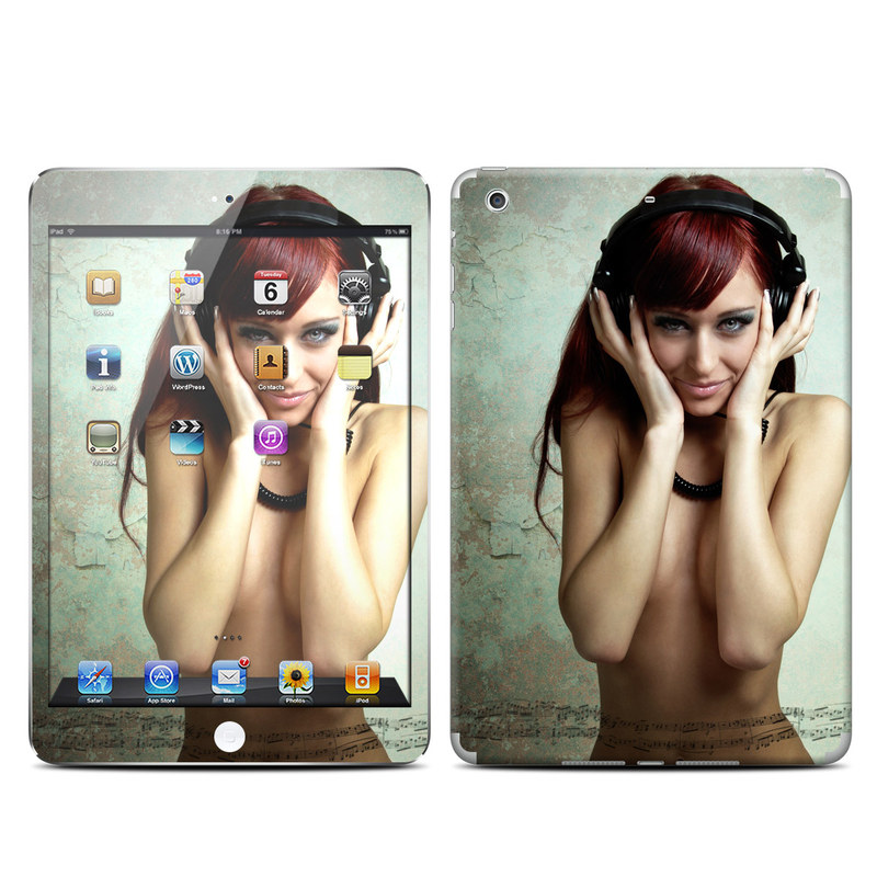 Headphones iPad mini Retina Skin